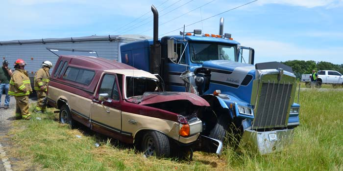 18 Wheeler Accidents – Personal Injury Lawyers